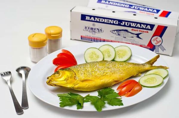 Bandeng presto Juwana
