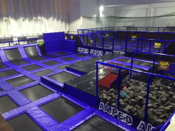 trampoline park di jakarta