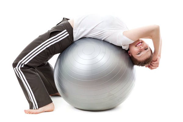 manfaat gym ball