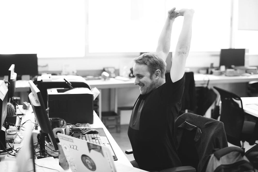 Mau Olahraga di Tempat Kerja? Gunakan 7 Cara Sederhana Ini!