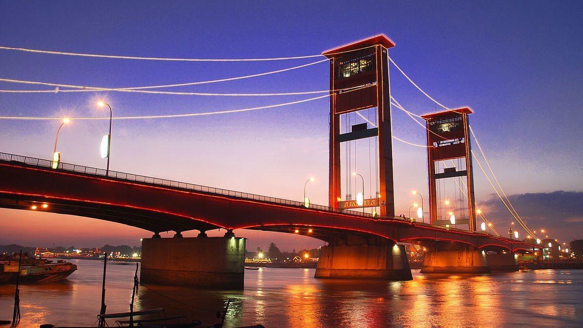 Yuk, Kunjungi 7 Tempat Wisata di Palembang Ini Saat Asian Games 2018!