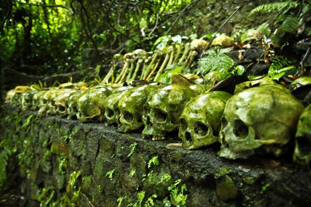 objek wisata penuh misteri di Bali