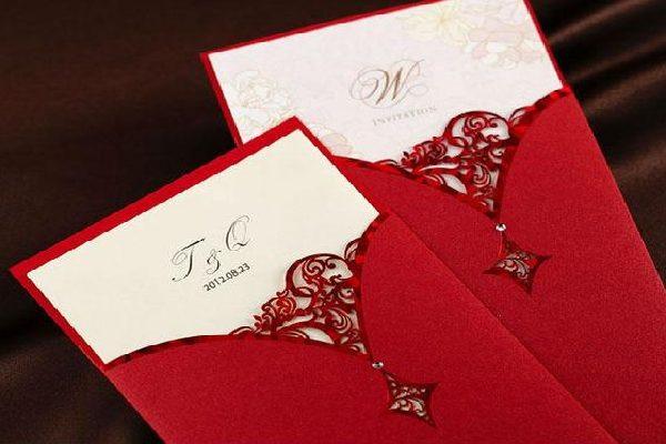 Contoh Kartu Undangan Pernikahan Yang Dapat Kamu Gunakan