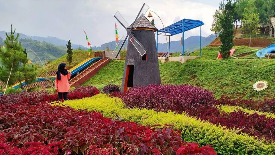 Barusen Hills, Tempat Wisata Terbaru di Bandung