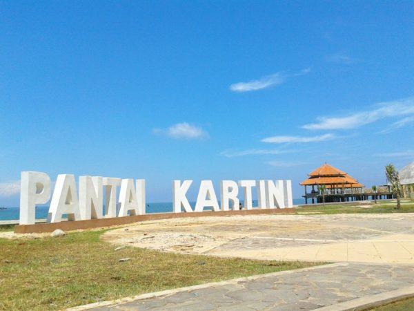 Pantai Kartini di Jepara