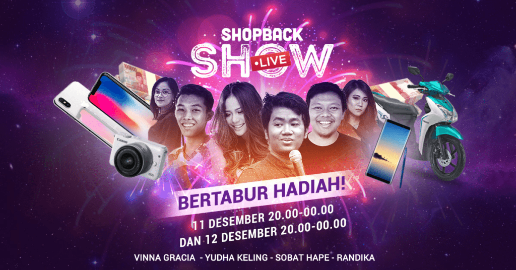 shopback show