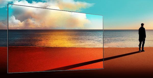 TV OLED LG 65e7T