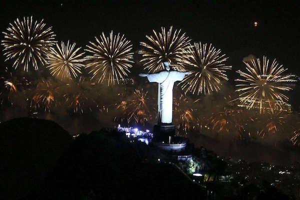 pesta kembang api terbesar