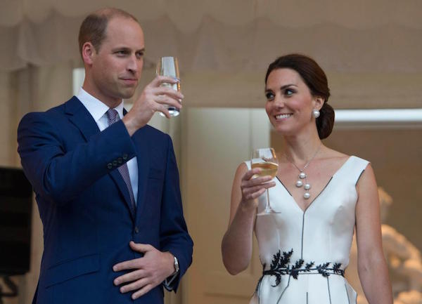 anak ketiga pangeran william