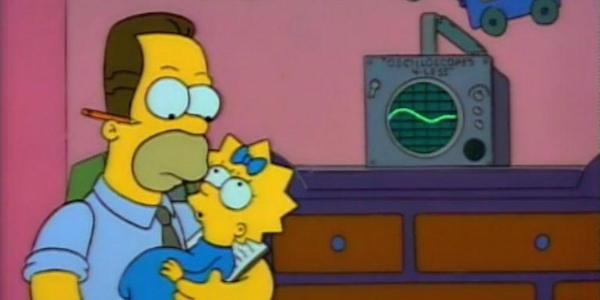 prediksi kartun The Simpsons