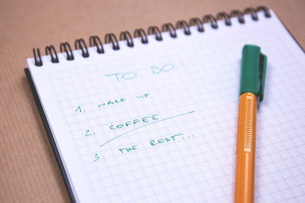 kebiasaan agar menjadi produktif