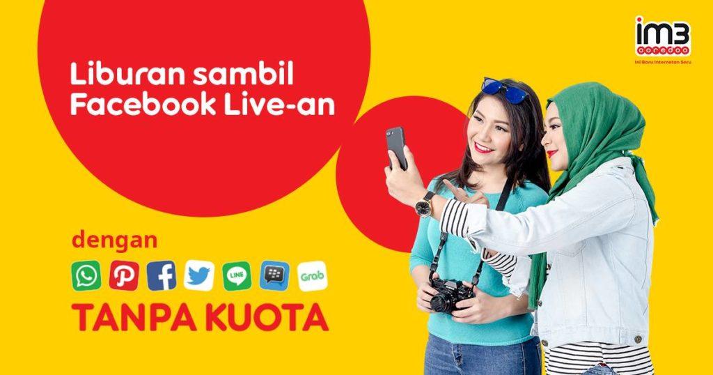 Paket Internet Indosat Freedom