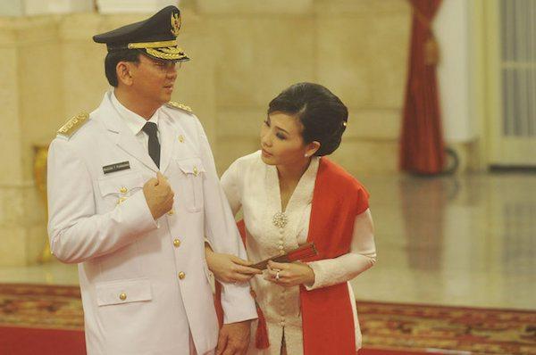 perceraian Ahok dan Veronica Tan