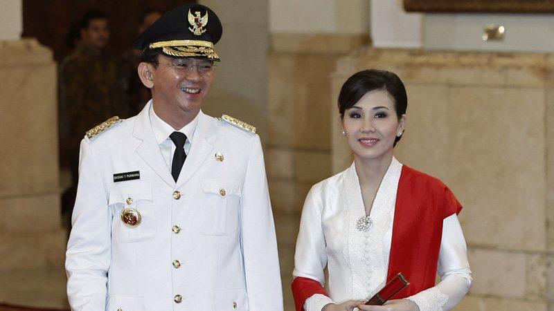 Mengintip Perjuangan Cinta Ahok dan Sang Istri, Veronica Tan