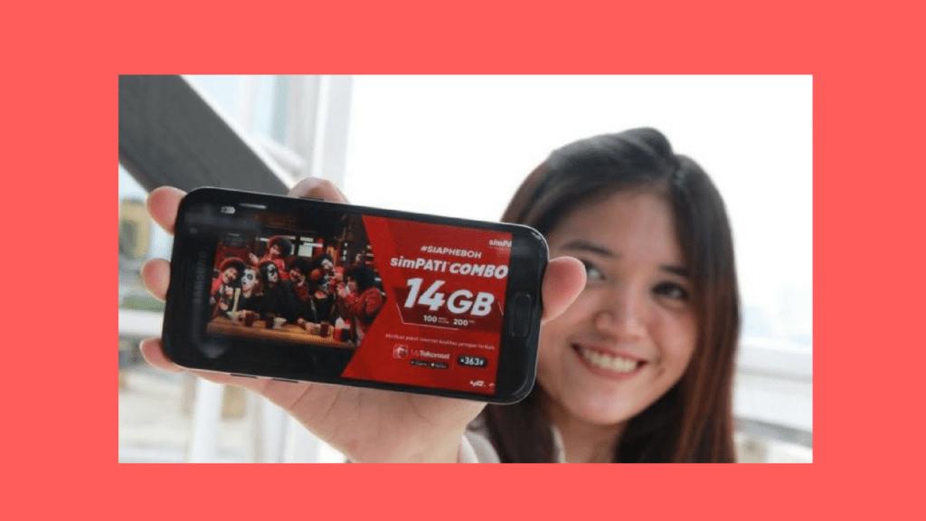 Paket Internet Telkomsel 2018