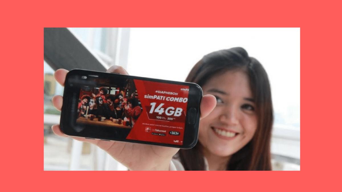 Paket Internet Telkomsel Murah April 2019 + Cara Daftar