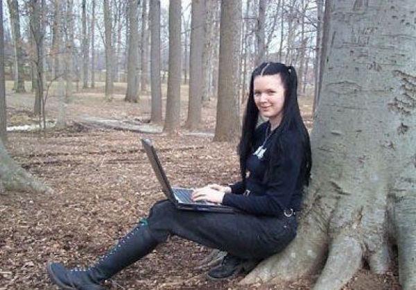 hacker cantik di dunia