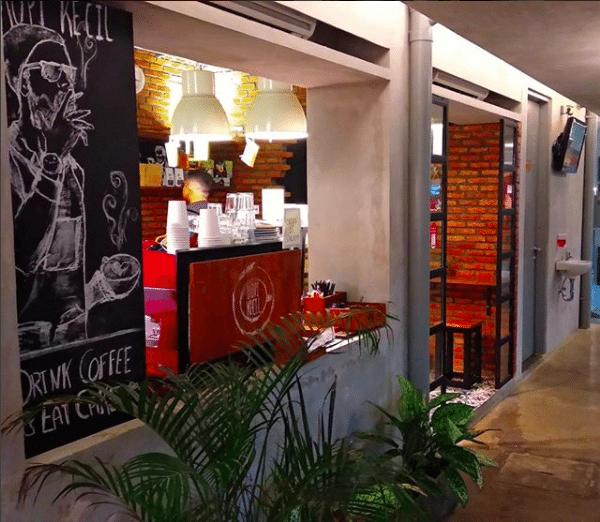 coffee shop baru dan hits di Jakarta