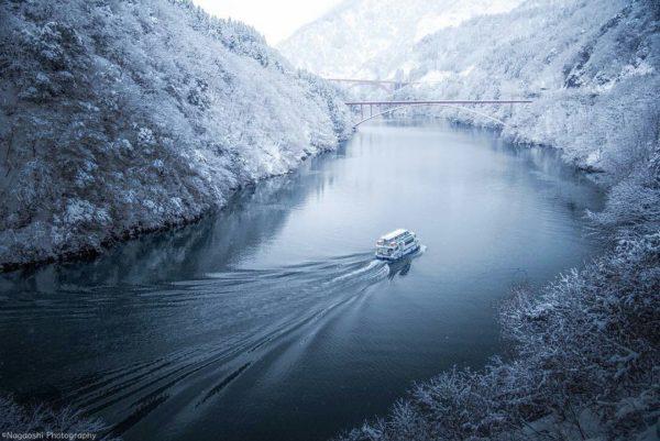 pemandangan menakjubkan di Jepang