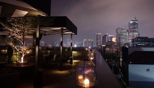 Lokasi Foto Romantis di Jakarta