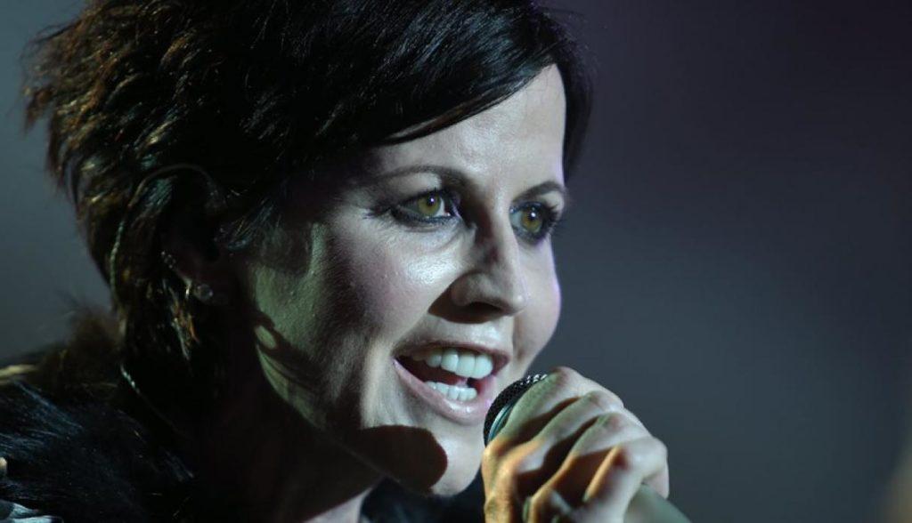 Vokalis Cranberries Dolores