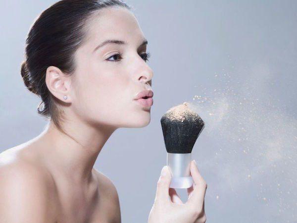 kesalahan saat menggunakan make up