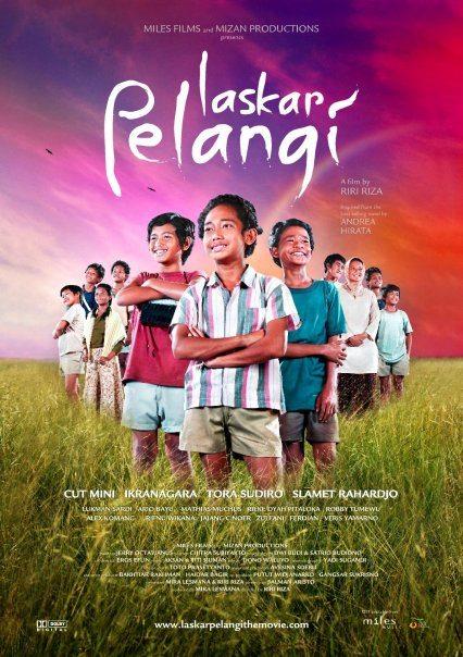 Penulis Indonesia - Film adaptasi novel Andrea Hirata