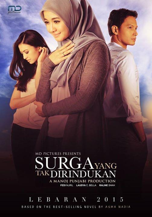 Penulis Indoneia - Film adaptasi novel karya Asma Nadia
