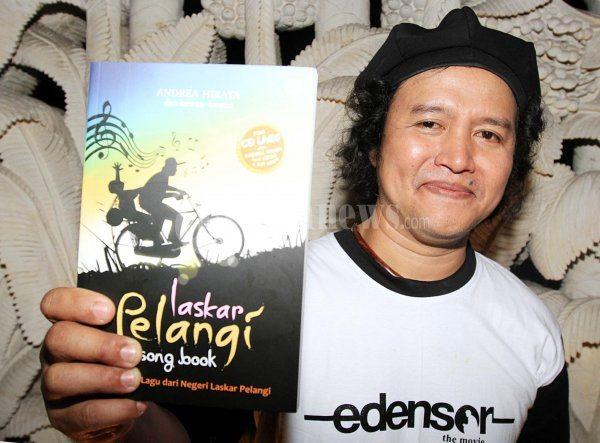 Penulis Indonesia - Andre Hirata