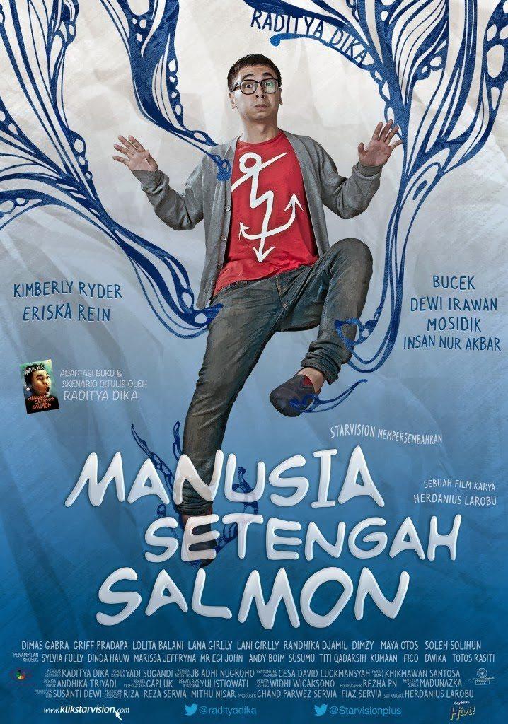 Penulis Indonesia - Film adaptasi novel karya Raditya Dika