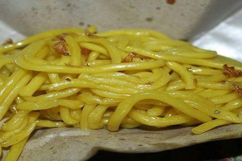 kuliner yogyakarta Mie Pentil