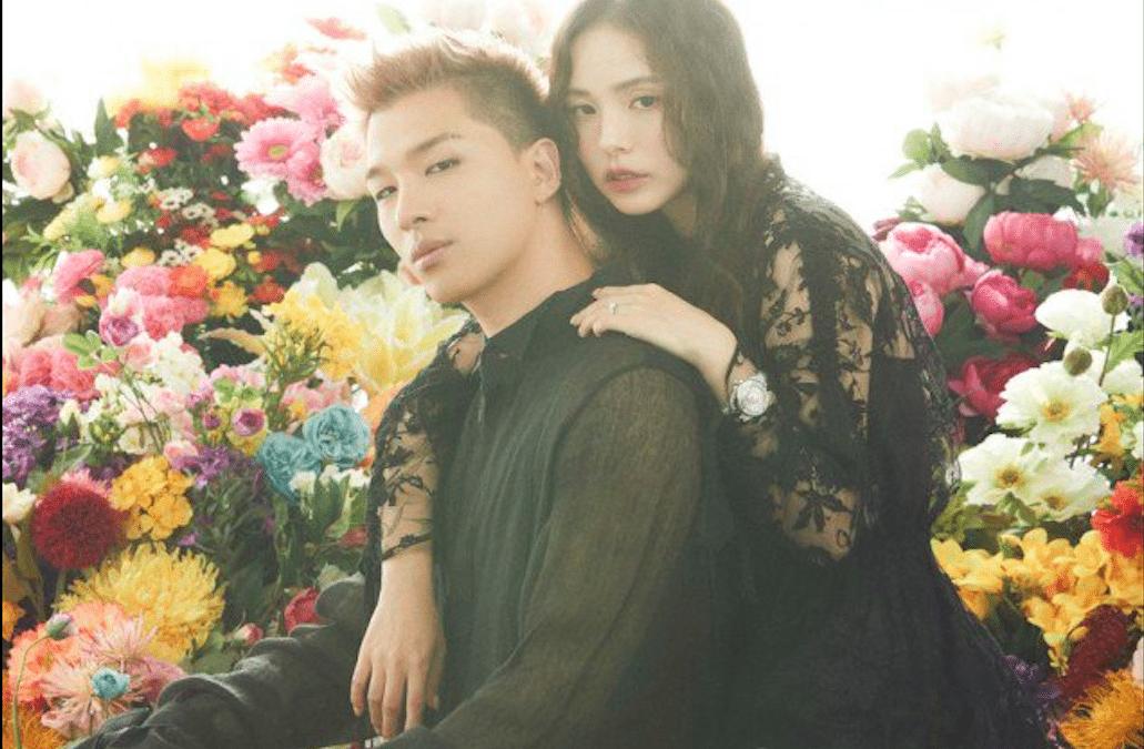 Jelang Pernikahan Taeyang dan Min Hyo Rin Ini Lho 10 Fakta Di Balik Kisah Cinta Mereka