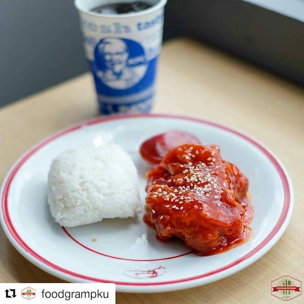 menu kfc indonesia