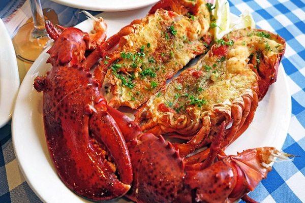 lobster pembawa sial