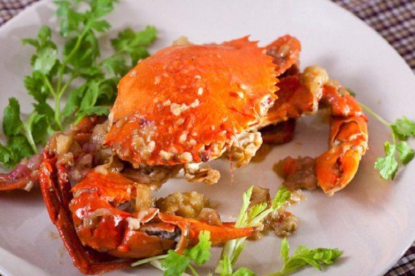 jangan makan kepiting saat imlek