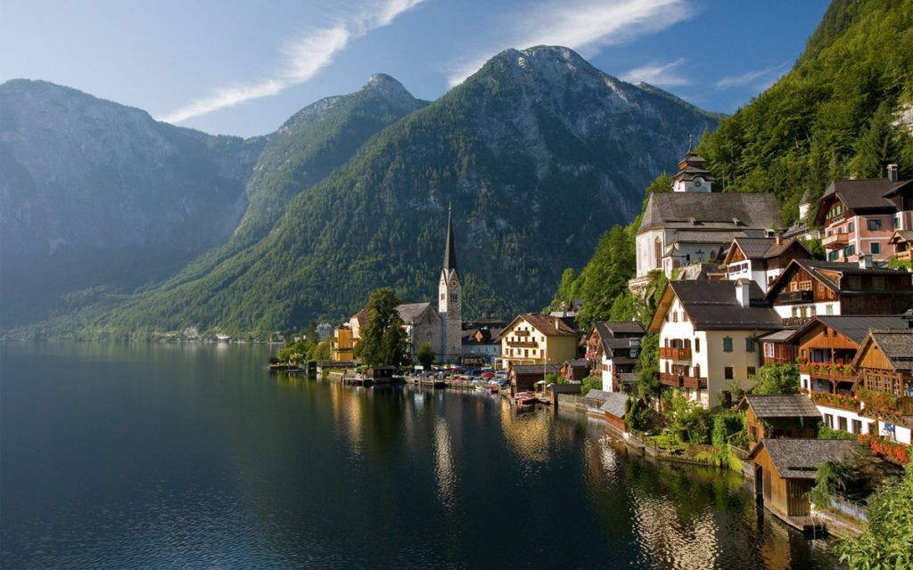desa terindah di dunia