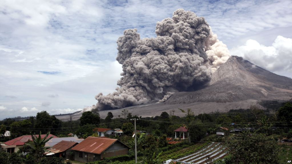 Yuk Ketahui 6 Fakta dari Gunung Sinabung yang Meletus Dahsyat