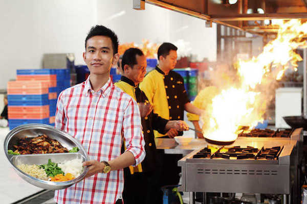 bisnis kuliner anak presiden jokowi