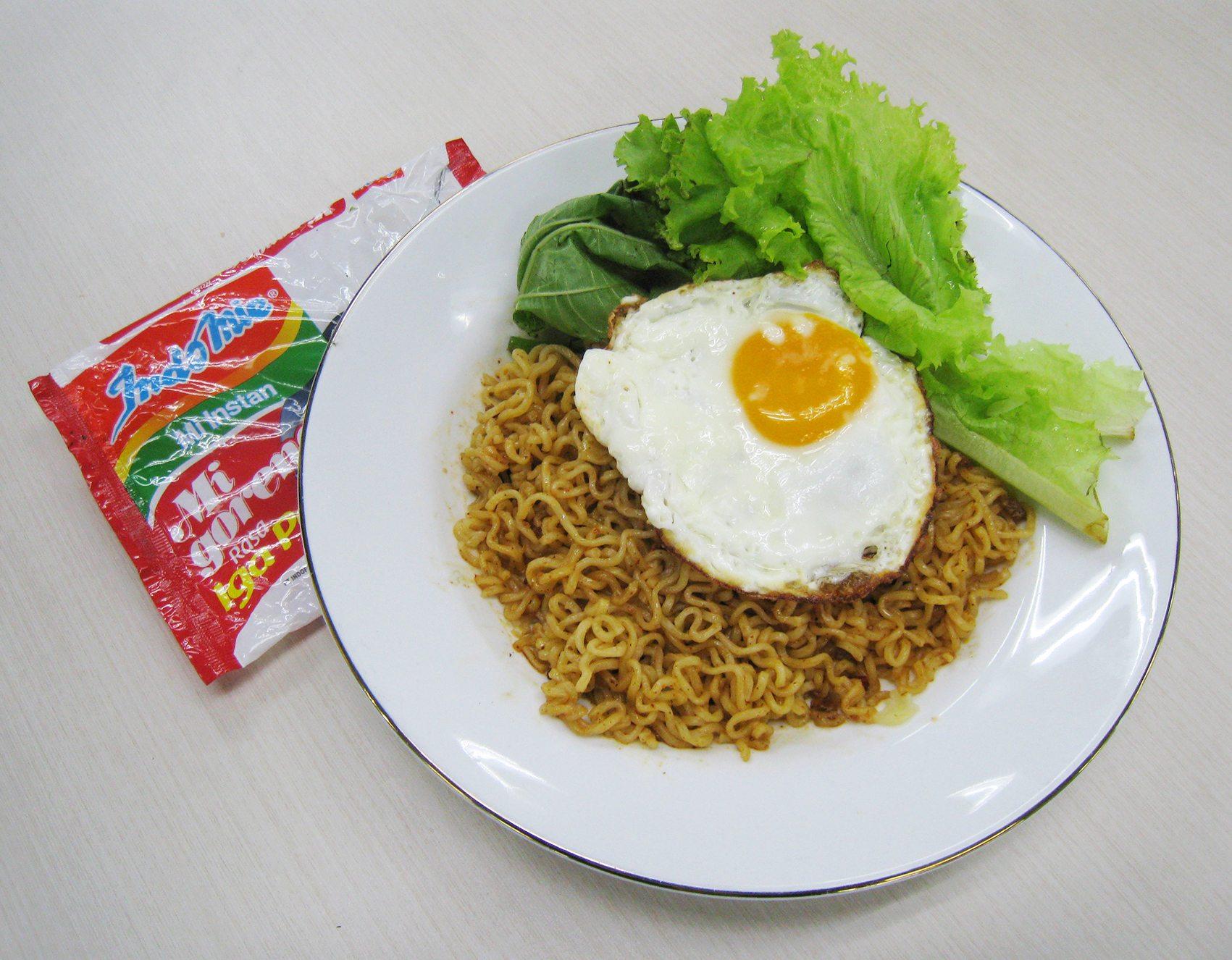 indonmie goreng