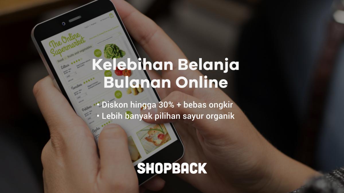 Masih Takut Belanja Bulanan Online? Ini 7 Tips Belanja Makanan Online