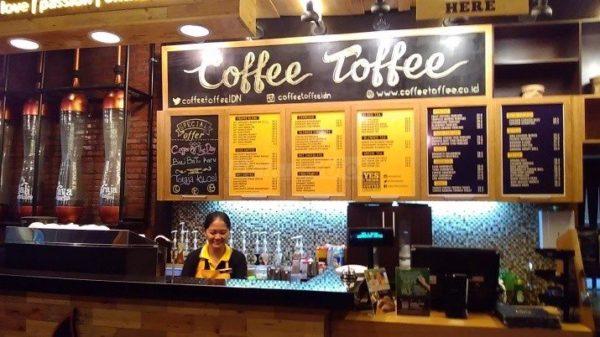 coffee toffee malang