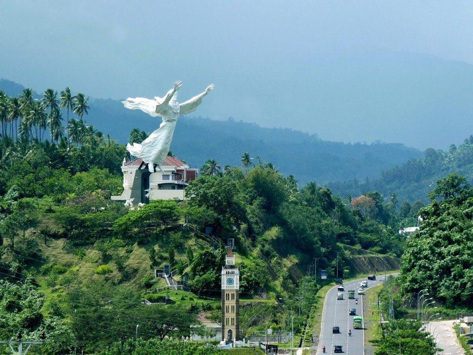 Wah! Inilah 7 Hal Menarik yang Ada di Kota Manado