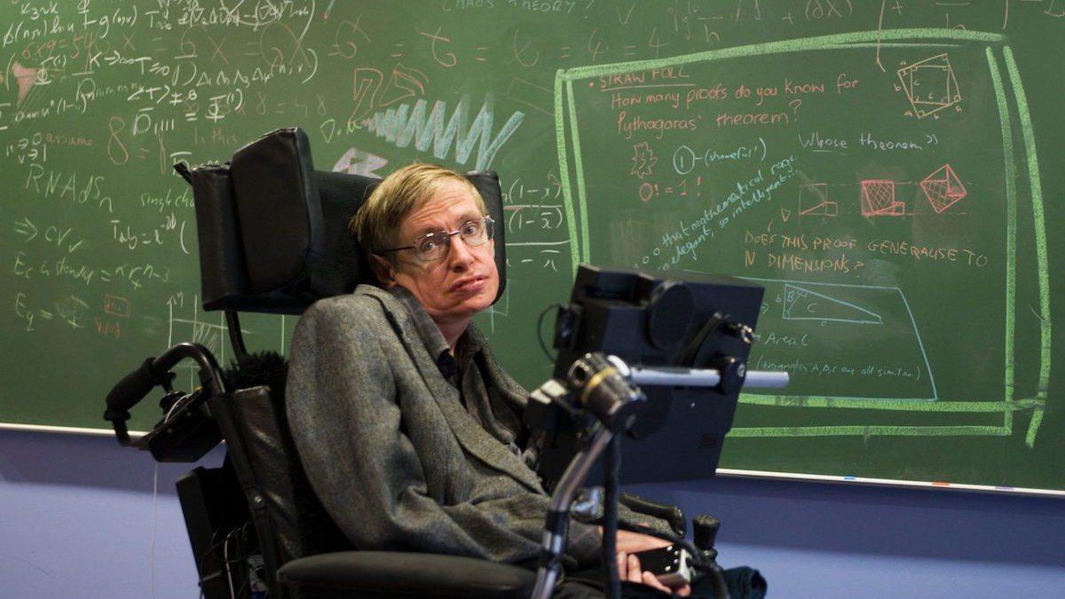 Stephen Hawking Fisikawan Dunia Meninggal di Usia 76 Tahun