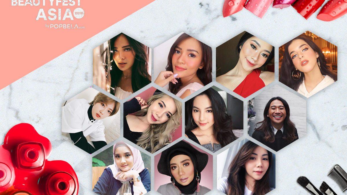 Ini 11 Beauty Influencer yang Akan Meramaikan Beautyfest Asia 2018