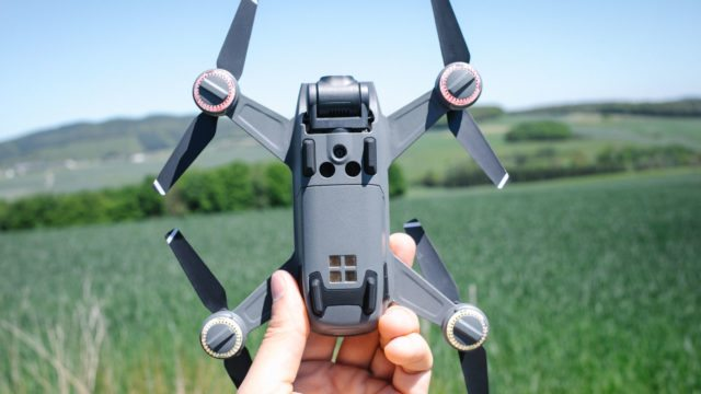 drone untuk selfie rame-rame