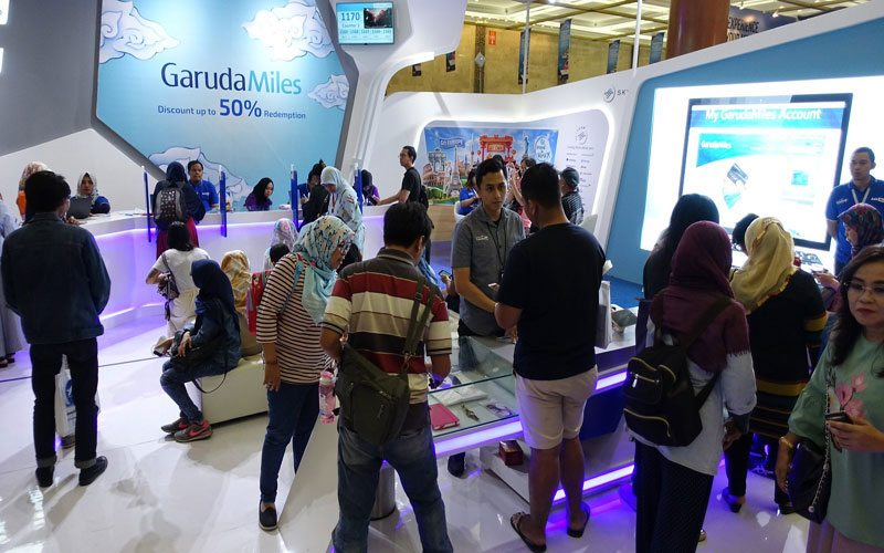 10 Tips Jitu Berburu Tiket Murah di Garuda Travel Fair 2018