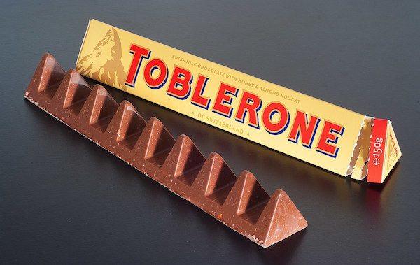 cokelat paling terkenal di dunia