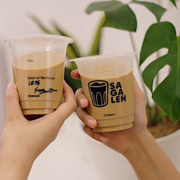 kopi kemasan hits di Jakarta