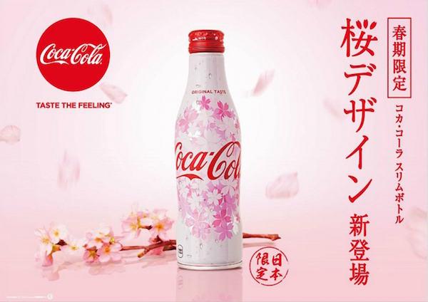 makanan rasa bunga sakura