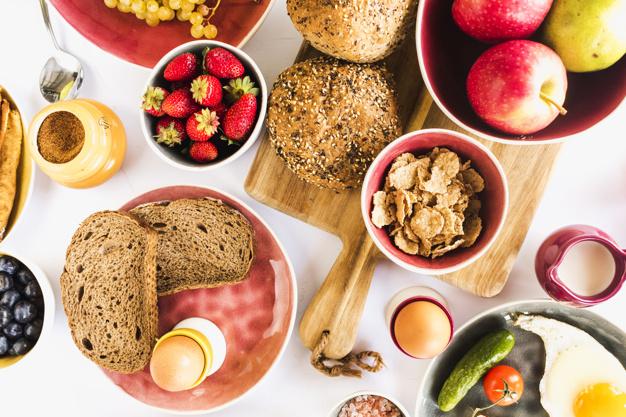 makanan dengan indeks glisemik rendah